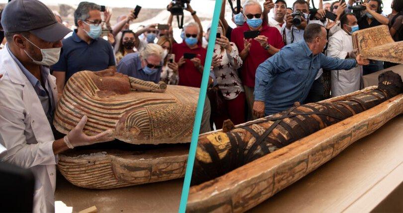 2500 жилийн настай 59 булш олж илрүүлжээ