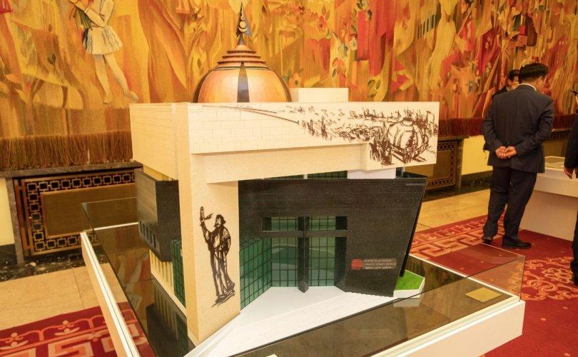 """""""Чингис хаан"""" музейг 2021 онд ашиглалтад оруулна"""