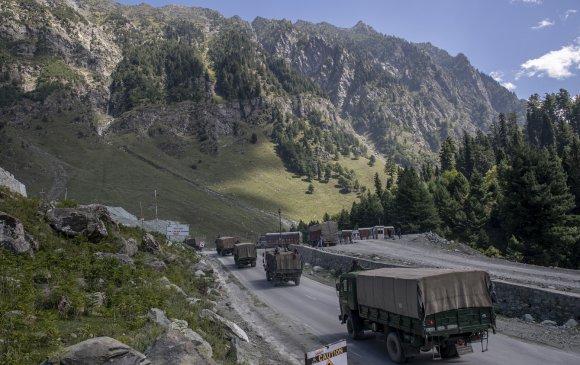 Энэтхэгийн арми хятад цэрэг олзолсон гэнэ