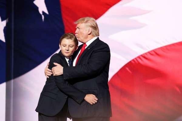 Трампын бага хүү коронавирусийн халдвар авчээ