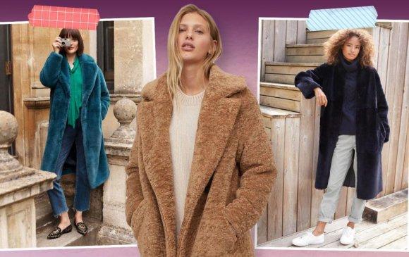 Fashion: Teddy coat-ийн эрин үе дуусаагүй