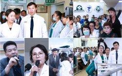 Эрүүл мэндийн сайд Дорнод аймгийн БОЭТ-д ажиллав