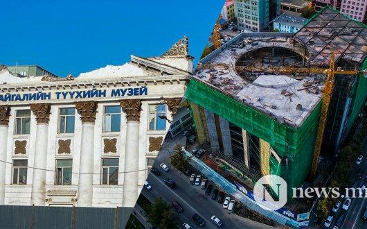 """""""Чингис хаан"""" музейн барилгын ажил 60 хувьтай байна"""