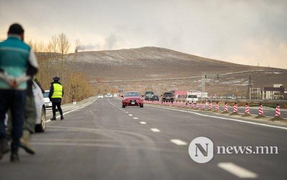 Дархан-Улаанбаатар чиглэлд иргэдийг хулгайн замаар өртөөчилж тээвэрлэдэг байсныг  илрүүллээ