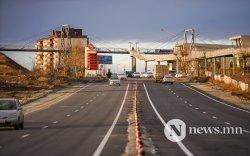 Дарханы шинээр барих хоёр эгнээ зам 2022 онд ашиглалтад орно