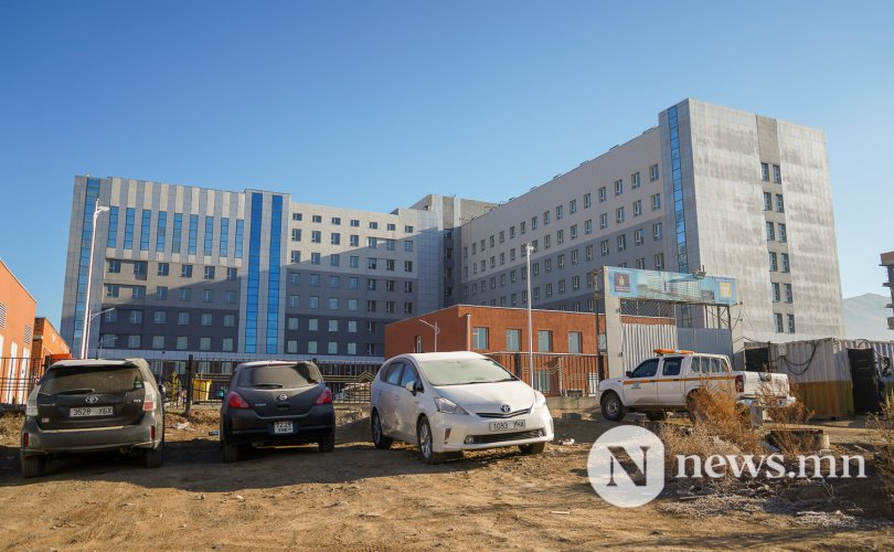 Төрөх эмнэлэгт халдвартай иргэдийг тусгаарлана