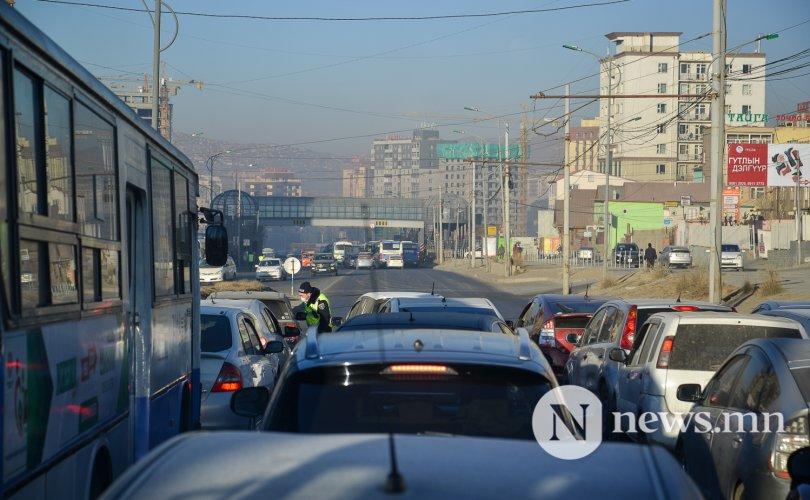 Албан ёсны бүртгэлтэй 500 орчим такси иргэдэд үйлчилж байна