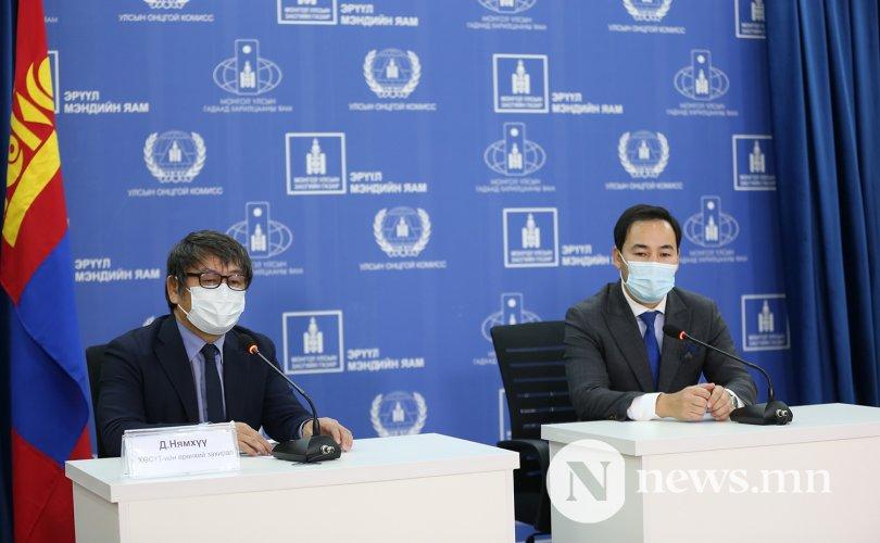 ЭМЯ: Халдвартай жолоочийн ойрын хавьтлын хоёр хүнээс Covid-19 илэрлээ