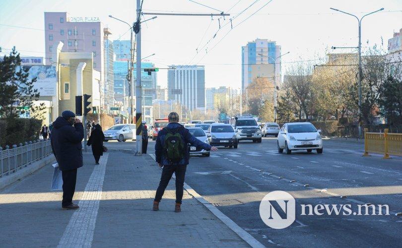 ТЦА: Хувийн тээврийн хэрэгслээр замын хөдөлгөөнд оролцохгүй