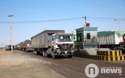 А.Хатансайхан: БНХАУ-ын талтай 30 тээврийн хэрэгсэл солилцсон