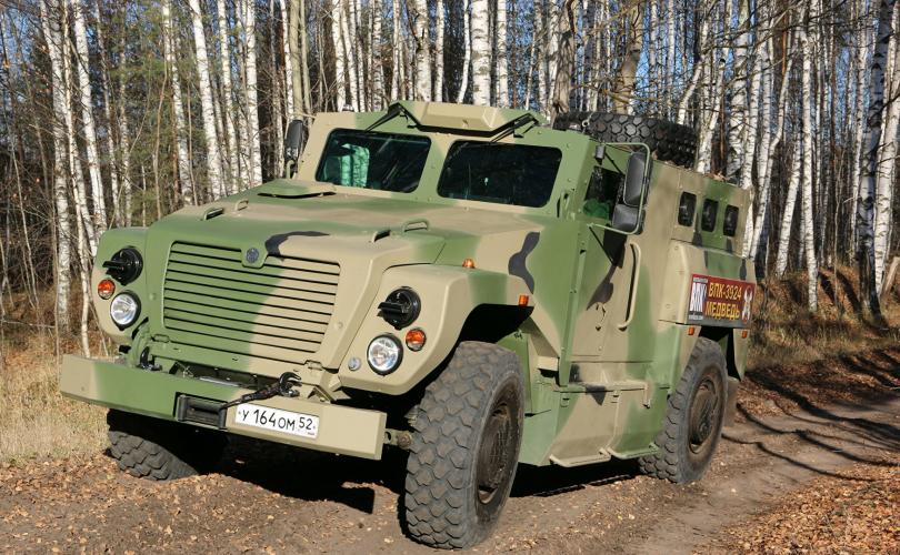 Оросын хуягт машинууд дроноос хамгаалах системтэй болно