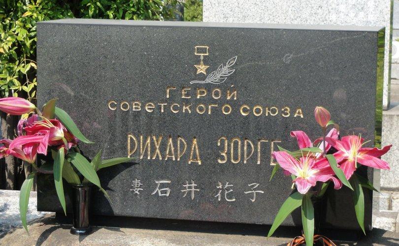 Тагнуулч Рихард Зоргегийн булшийг эргэх зөвшөөрлийг Япон олгожээ