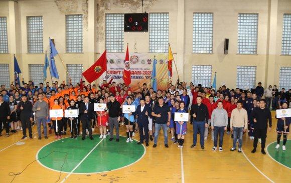 Сүхбаатарчууд сагсан бөмбөгийн төрөлд алтан медаль хүртлээ