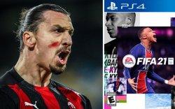 EA Sports болон Ибрахимович нарын хооронд үл ойлгоцол үүслээ