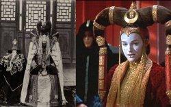Монголын сүүлчийн хатан Галактикт