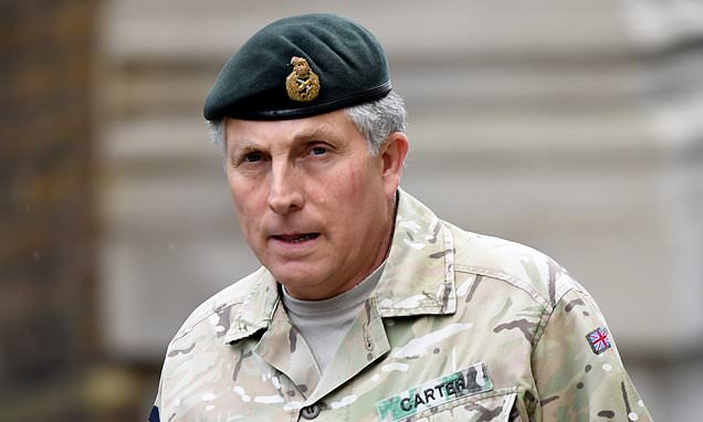 Их Британи: Дэлхийн гуравдугаар дайн дэгдэх эрсдэл өндөр байна