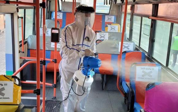 Нэг автобусанд 12-оос дээш тооны хүн суулгахгүй