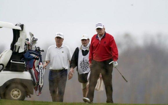 Трамп G20 уулзалтыг бус гольф тоглохыг илүүд үзэв