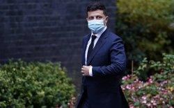 Украины Ерөнхийлөгч Covid-19-ийн халдвар авчээ