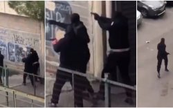 Францын дээрмийн бүлэглэлүүд олон нийтийн газар буудалцжээ