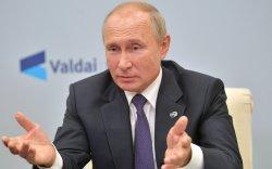 Путин Паркинсоны өвчтэй гэв үү?