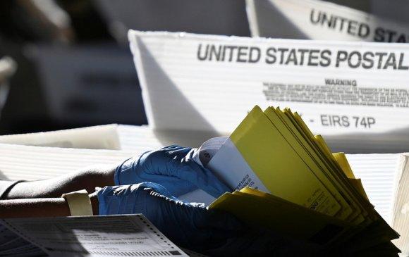 Жоржиа муж сонгуулийн саналыг дахин эхнээс нь гараар тоолно