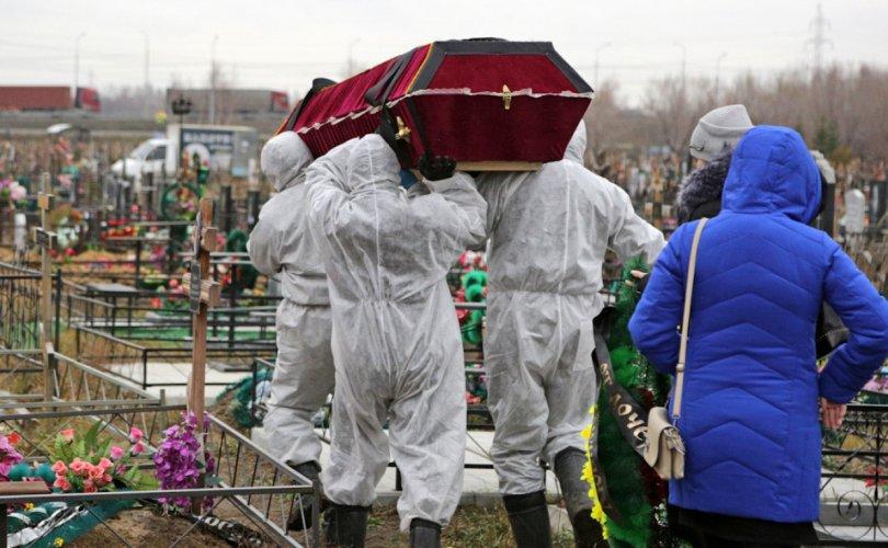 Орост Covid-19-өөр нэг өдөр 432 хүн нас барлаа