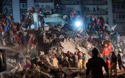 Турк: Газар хөдлөлтийн улмаас амиа алдсан хүний тоо 43 болжээ