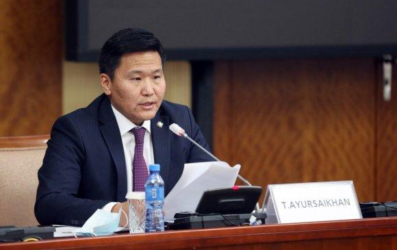 Хятадад төлөх своп хэлцлийн өрийг тэглэх санал тавьжээ