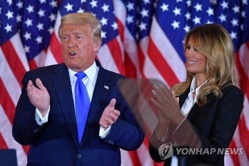 Трамп эхнэрээсээ салах уу?
