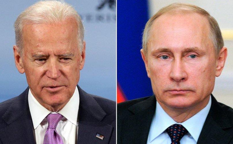 Путин албан ёсны дүн гарсны дараа Байденд баяр хүргэнэ