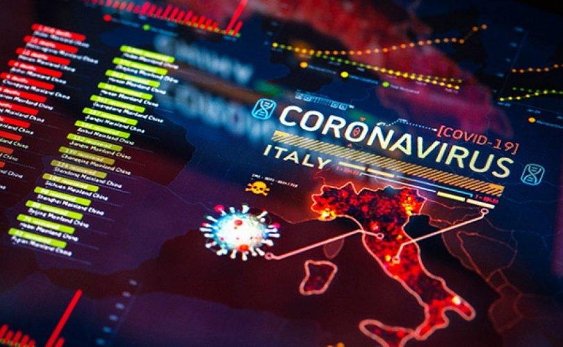Уханиас өмнө Италид  Covid-19 тархсан байжээ