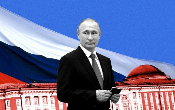 """Бүх насаараа Оросыг захирах Путины """"мастер төлөвлөгөө"""" урагшилсаар"""