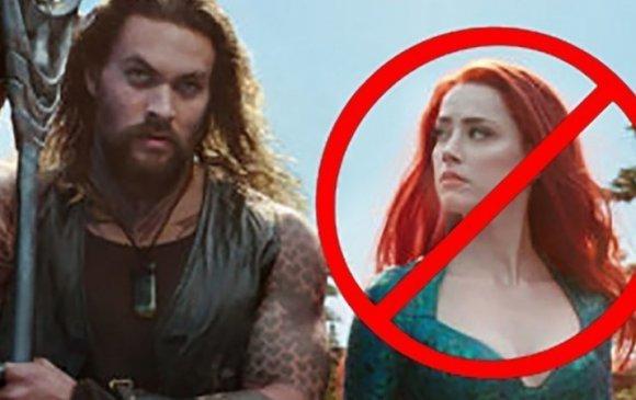 """Амбер Хирдийг """"Aquaman 2"""" кинонд тоглуулахгүй байх уриалга гарав"""