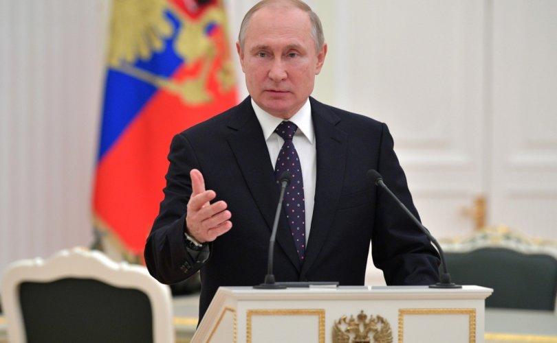 Путин өндөр орлоготой иргэдийн татварыг нэмэх хуулийг батлав