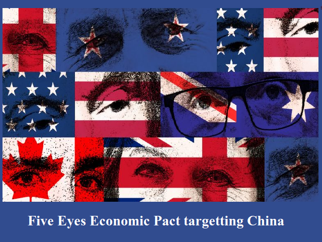"""Хятадын дотоод хэрэгт оролцвол """"нүдийг нь сохолно"""""""