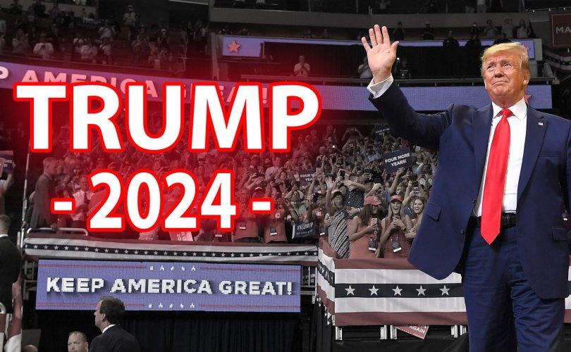 Америкчууд Трампыг 2024 онд эргэн ирээсэй гэж хүсч байна