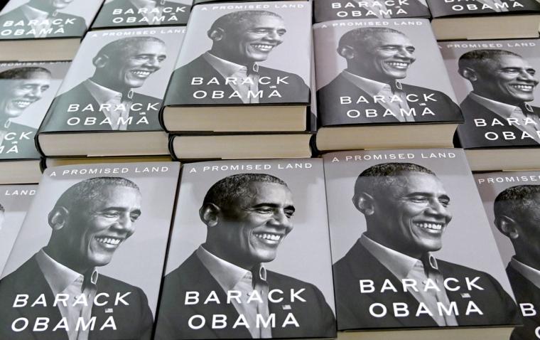 Барак Обамагийн ном дээд амжилт тогтоов