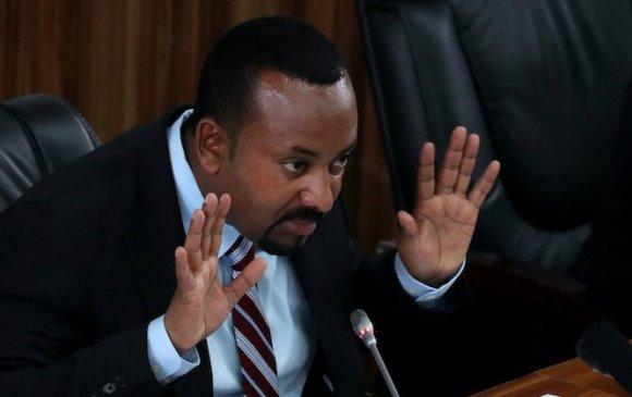 Этиоп улсад иргэний дайн болоход ойрхон байна