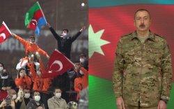 Азербайжан Уулын Карабахын гол хотыг эзэлснээ зарлав