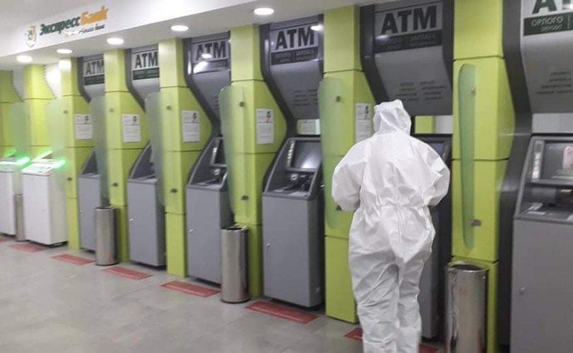 ХААН Банк АТМ-уудаа тогтмол ариутгаж, халдваргүйжүүлж байна