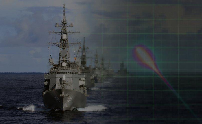 АНУ тив алгасах баллистик пуужинг сөнөөж туршив