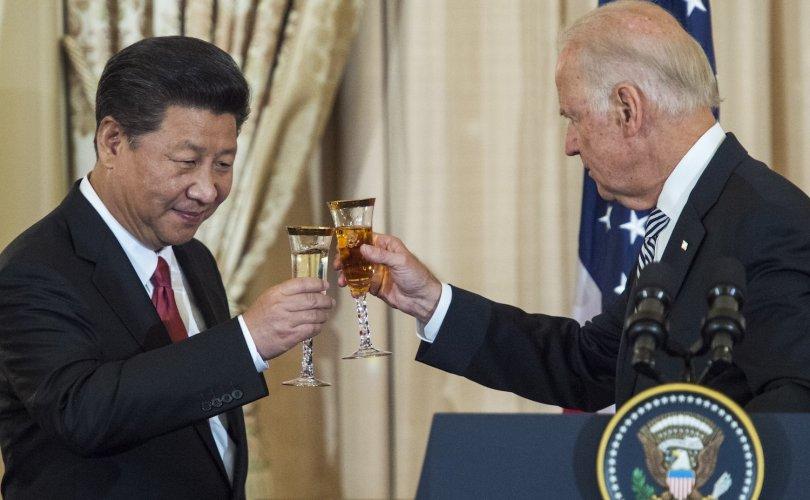 Хятадын Засгийн газар Байдены ялалтыг хүлээн зөвшөөрөв