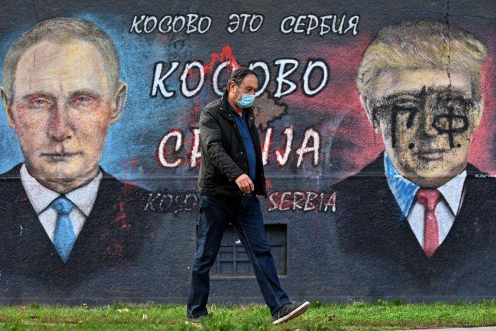 Байдены ялалтад Путин баяр хүргэсэнгүй