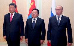 Гурван улсын Эдийн засгийн коридорыг хөгжүүлэх төсөл амь орлоо