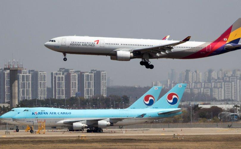 """Korean Air"", ""Asiana Airlines"" нэгдэж мега компани болно"