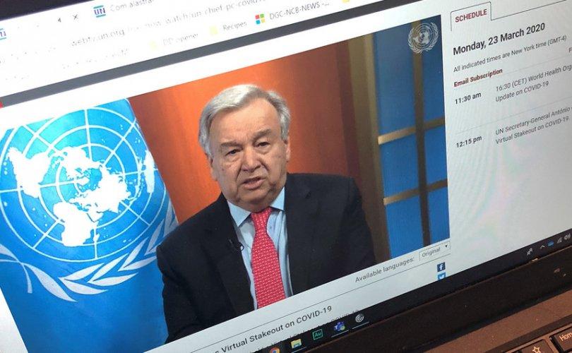 НҮБ Сovid-19 цар тахлын эсрэг чуулга уулзалт хийнэ