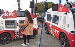 БНХАУ: KFC-гийн жолоочгүй автомат машинууд ажиллаж эхэллээ