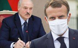 Лукашенко Макронд туслахыг санал болгов