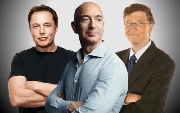 Илон Маск дэлхийн хоёр дахь баян хүн боллоо